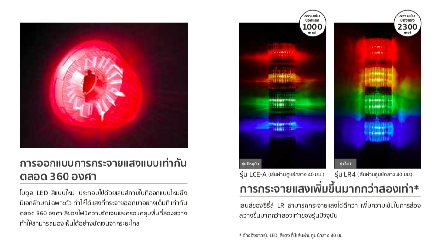 ไฟ tower light